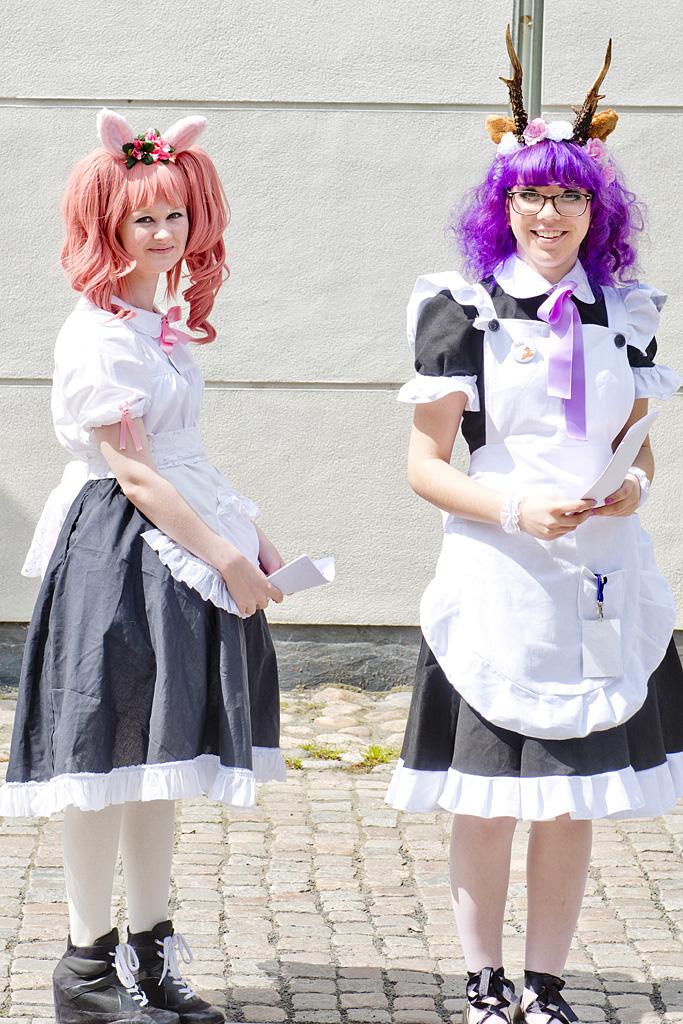 Cosplay, manga, konvent