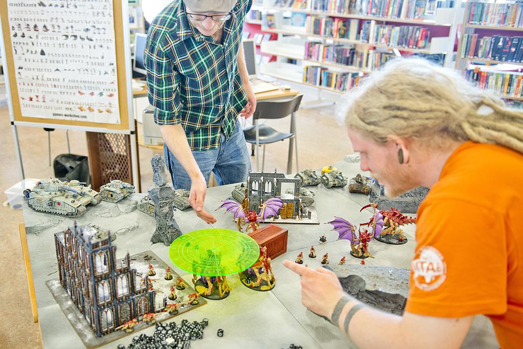 konvent, figurspel, 40k, warhammer