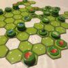 Battle Sheep, spelplan