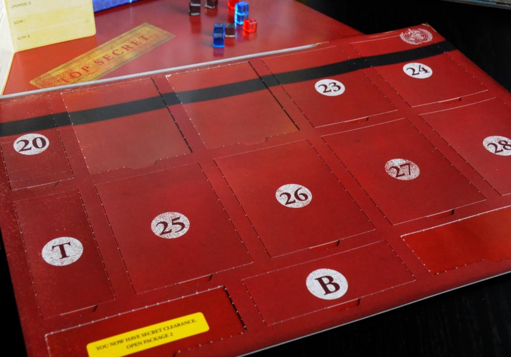 Pandemic Legacy - Hemliga Kort
