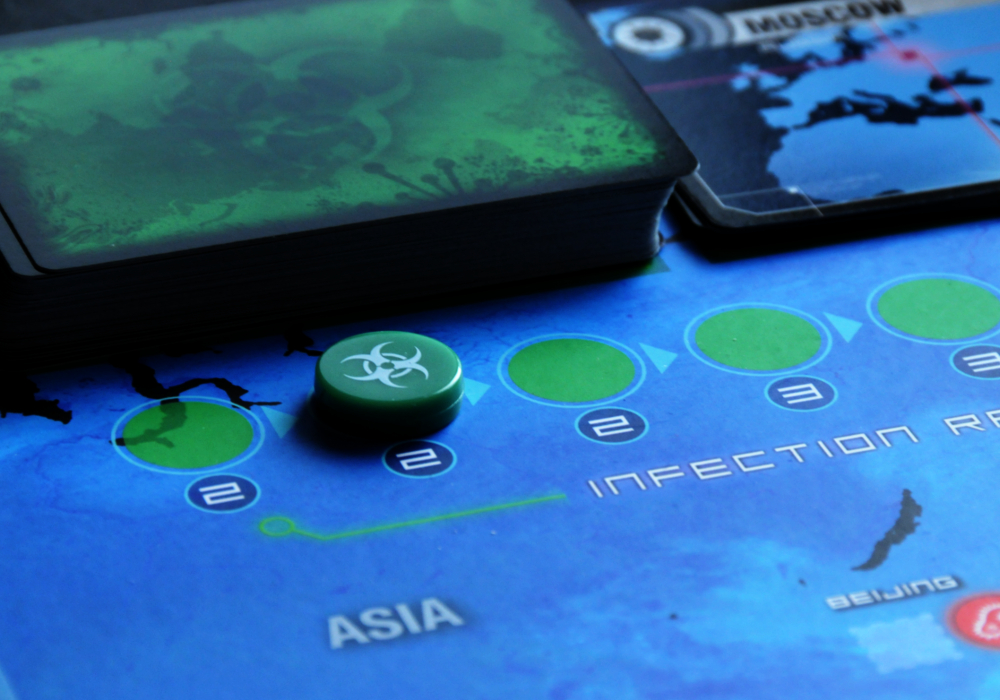Pandemic Legacy - Infection