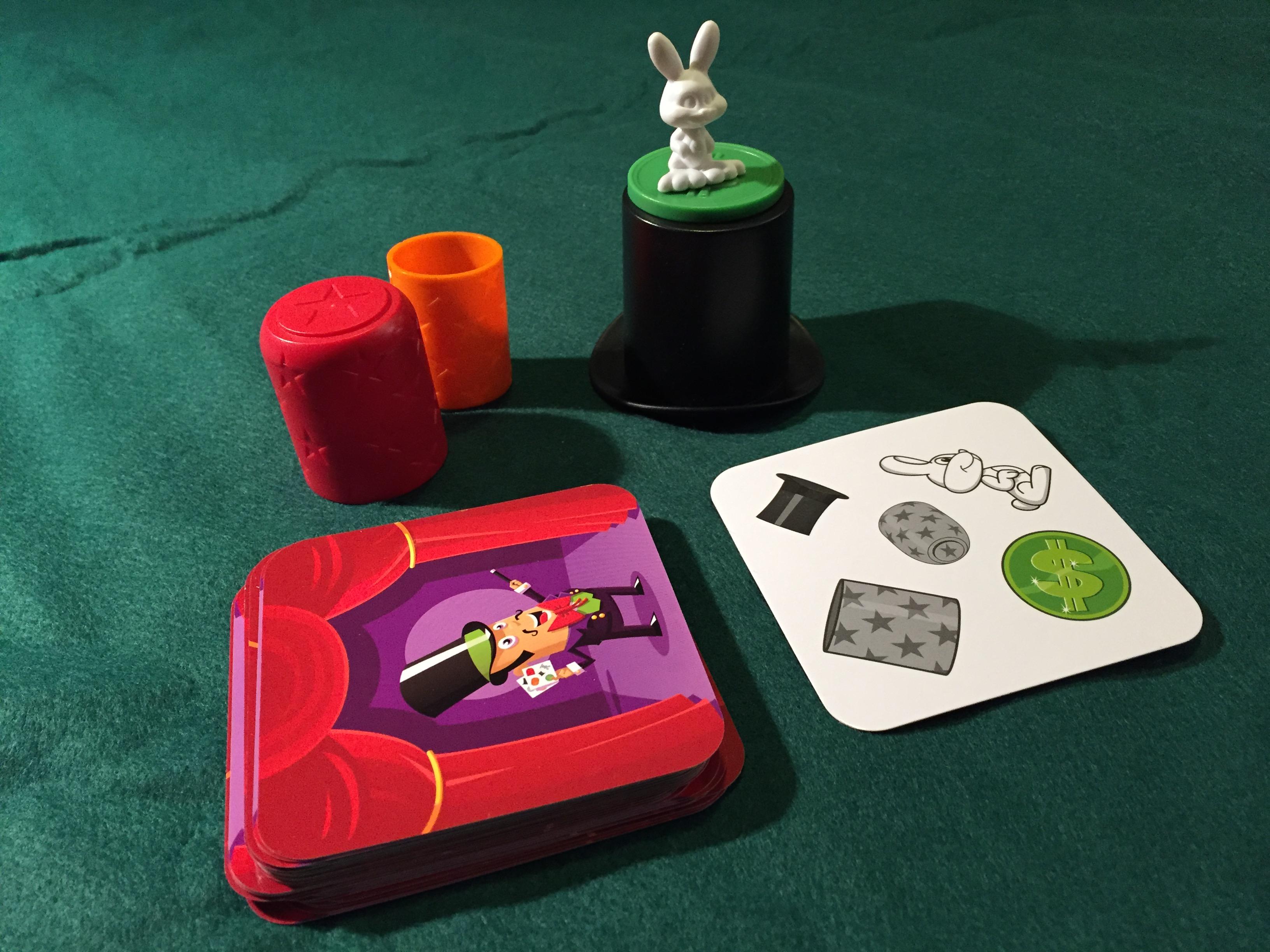 Spelkomponenter från Tadaa